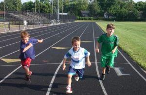 Sport-bambini-sprint
