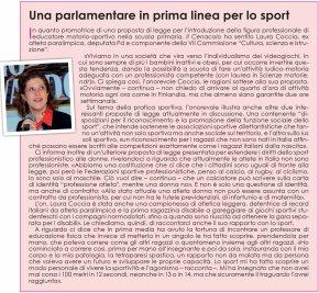 """Intervista per """"IlCenacolo"""""""