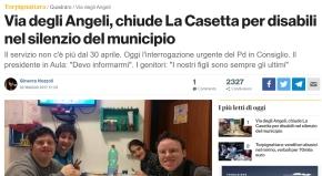 Chiude La Casetta ed è ancora #antiwelfarea5stelle